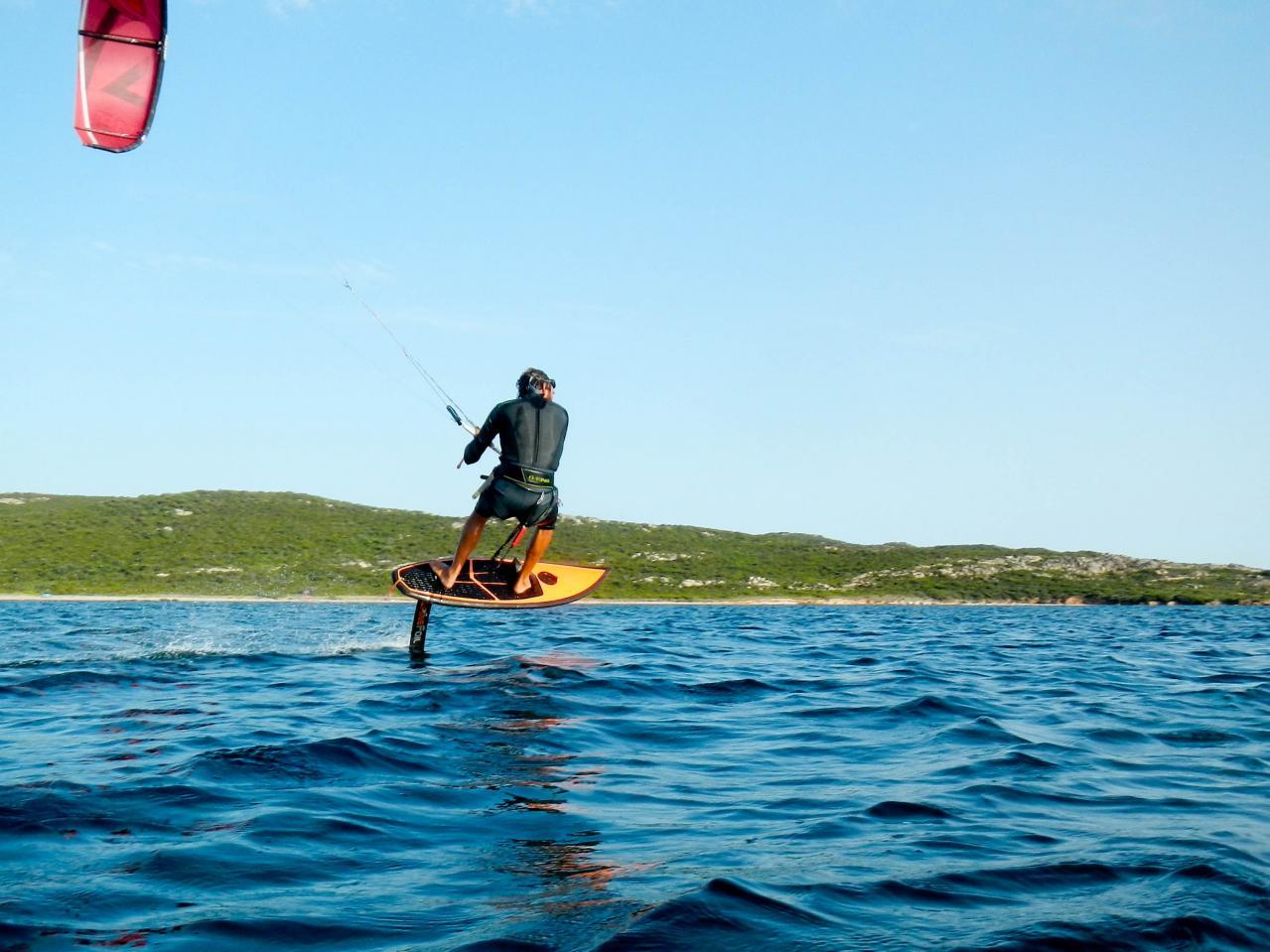 Vidéo Alpinefoil en Corse