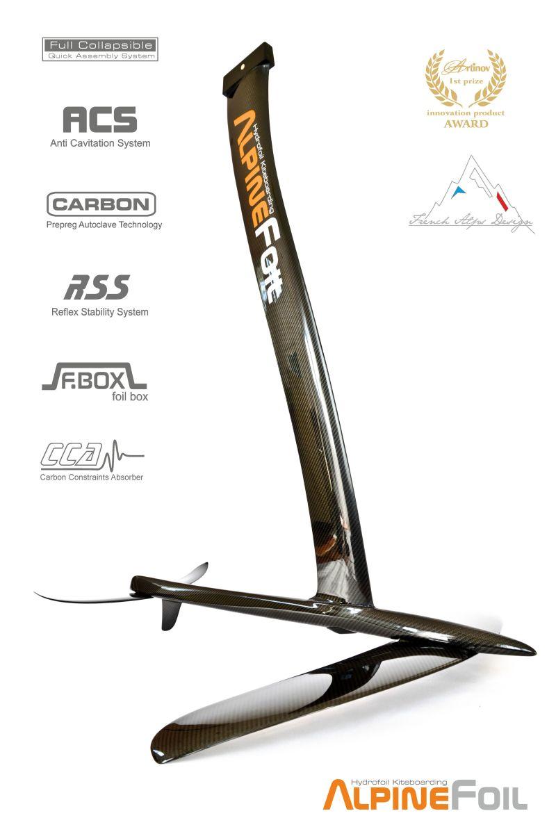 Kitefoil AlpineFoil 1