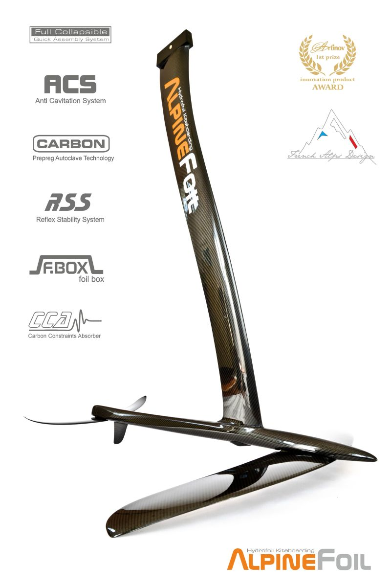 Kitefoil alpinefoil 2