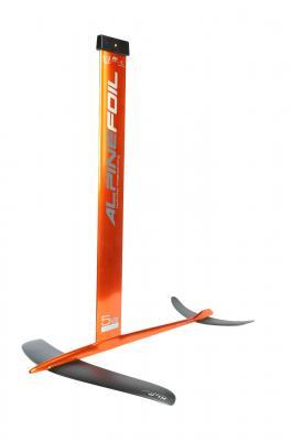 Kitefoil alpinefoil access v2 07 soft nose 2 copie 1