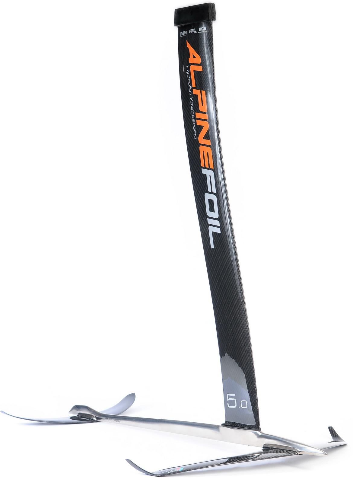 Kitefoil alpinefoil carbon titanium 000 1 2