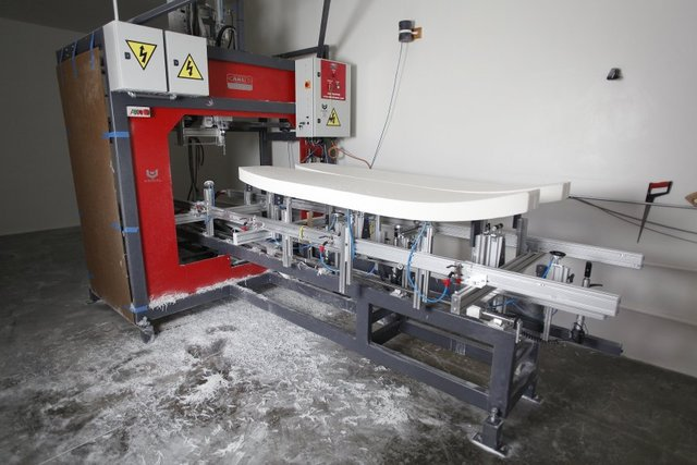 Usinage CNC du noyau