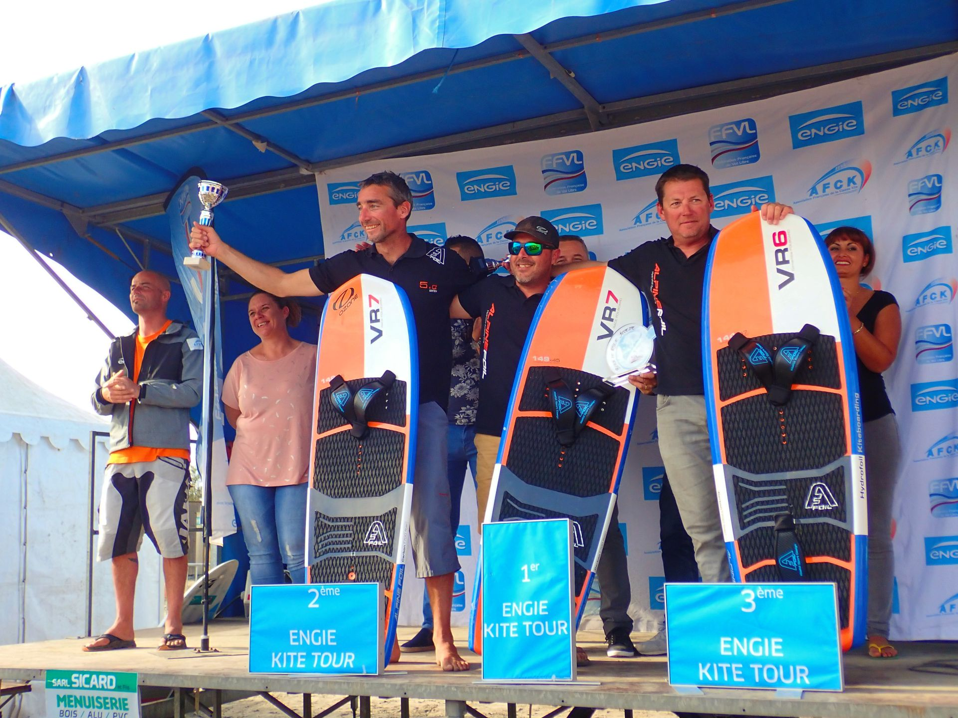 Kitefoil alpinefoil team engie kitetour 10