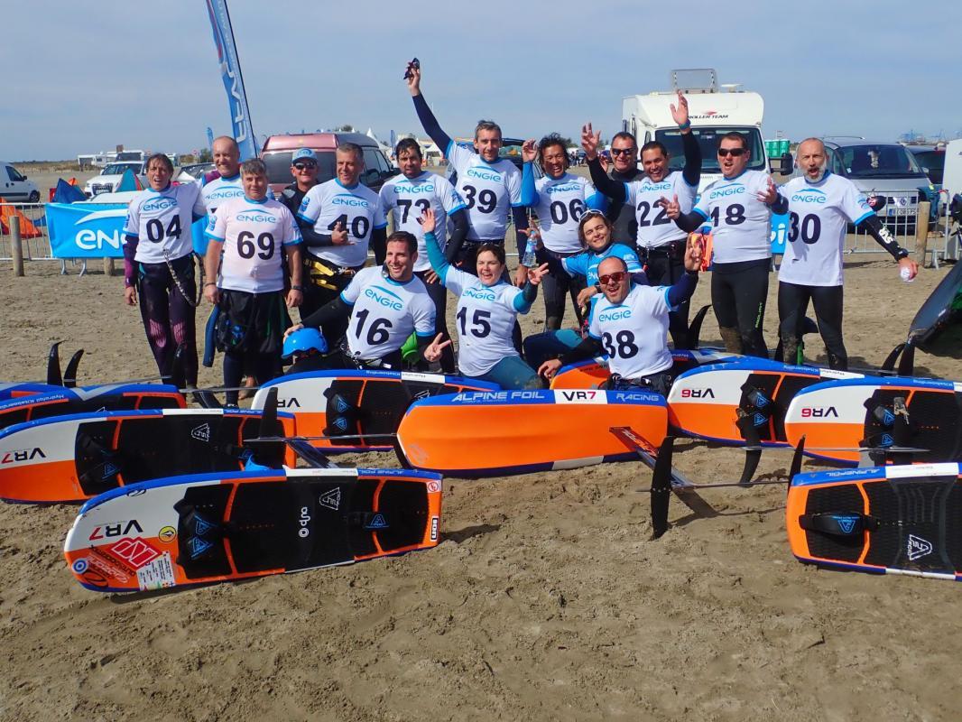 Kitefoil alpinefoil team engie kitetour 5