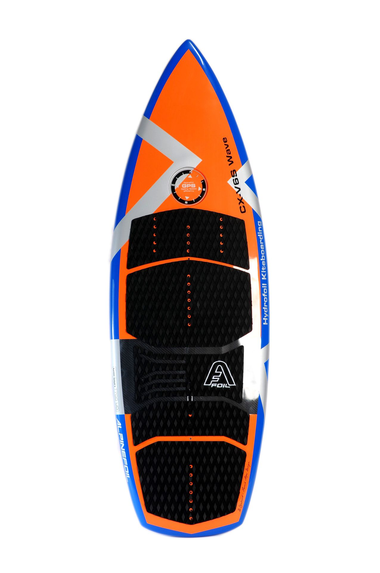 Kitefoil board alpinefoil cx v6 wave convertible 4220 1