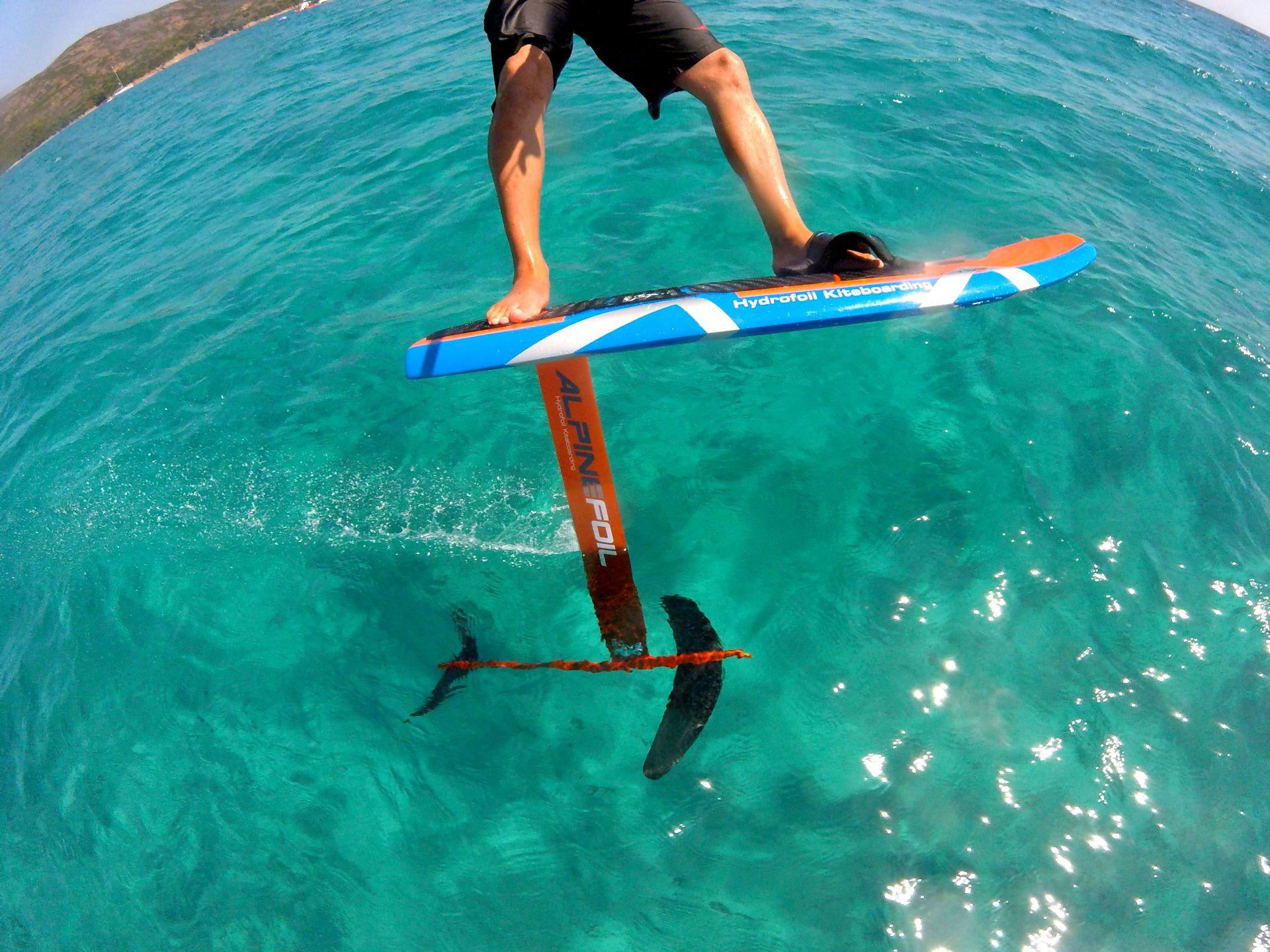 Kitefoil board alpinefoil rxv5s g0072277 1