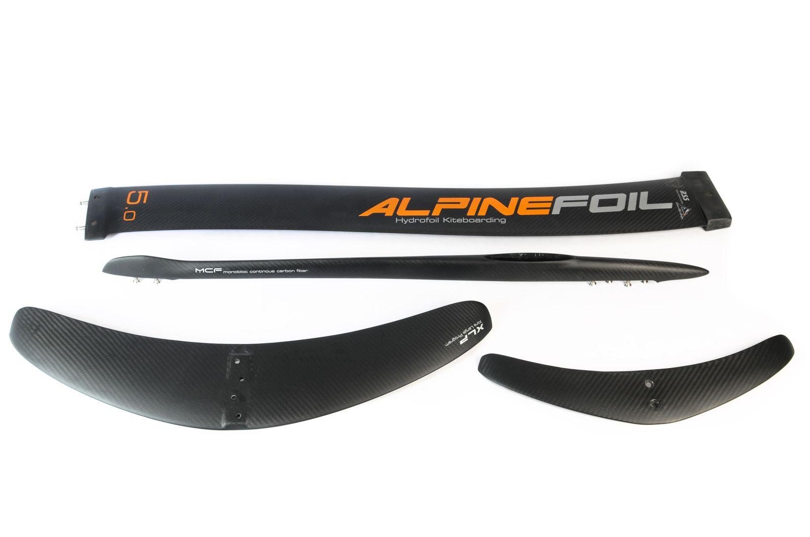 Kitefoil carbon 5 0 alpinefoil hydrofoil foilboard 18612026 1