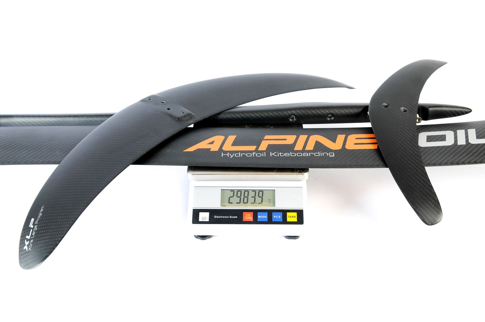 Kitefoil carbon 5 0 alpinefoil hydrofoil foilboard 18612420 1