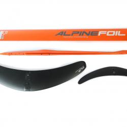 Kitefoil carbon aluminium alpinefoil 5 0 access v2 2360 1