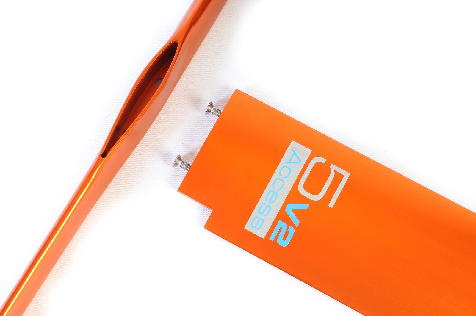 Kitefoil carbon aluminium alpinefoil 5 0 access v2 2374 1