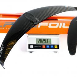 Kitefoil carbon aluminium alpinefoil 5 0 access v2 2442 1