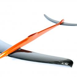 Kitefoil carbon aluminium alpinefoil 5 0 access v2 2466 1