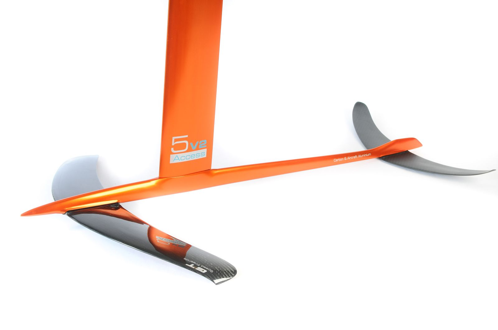 Kitefoil carbon aluminium alpinefoil 5 0 access v2 2488 1