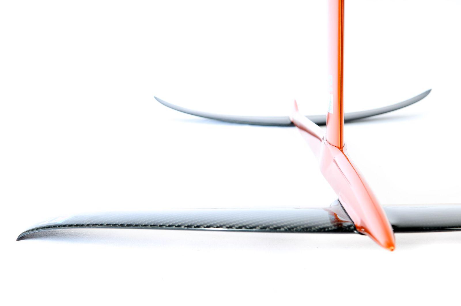 Kitefoil carbon aluminium alpinefoil 5 0 access v2 2491 1