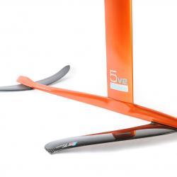 Kitefoil carbon aluminium alpinefoil 5 0 access v2 2501 1