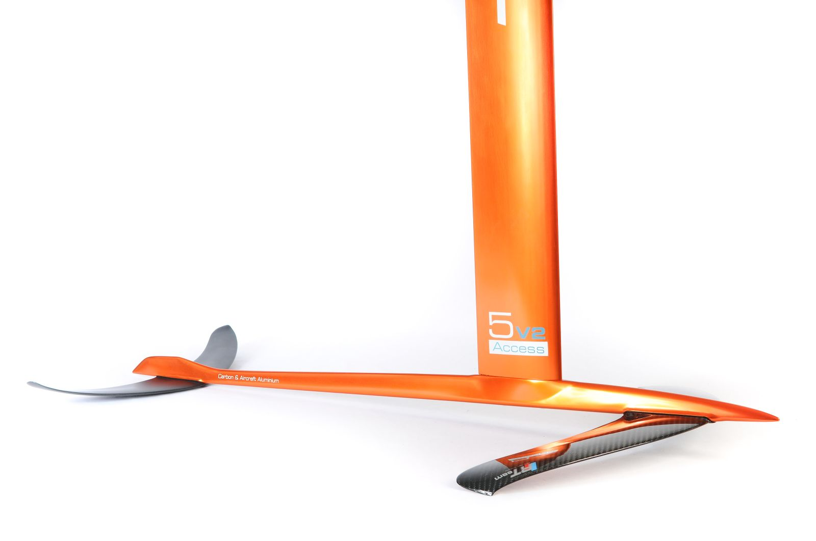 Kitefoil carbon aluminium alpinefoil 5 0 access v2 2514 1