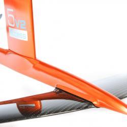 Kitefoil carbon aluminium alpinefoil 5 0 access v2 2521 1