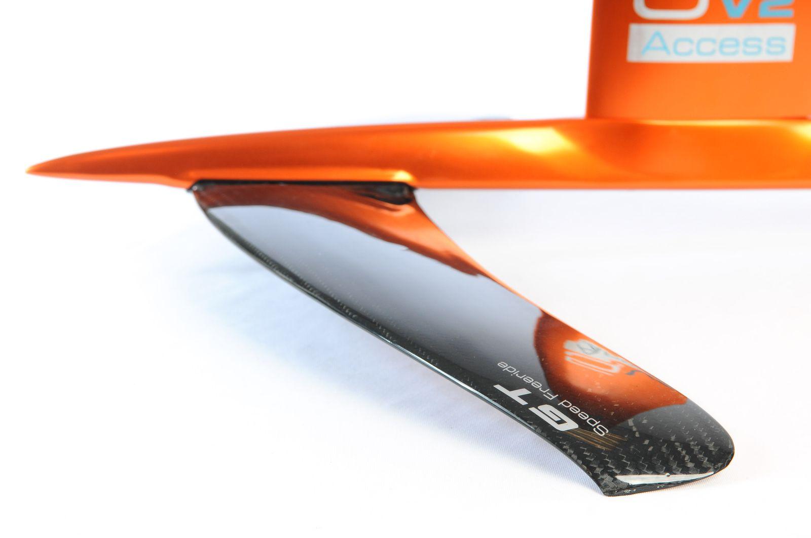 Kitefoil carbon aluminium alpinefoil 5 0 access v2 2559 1