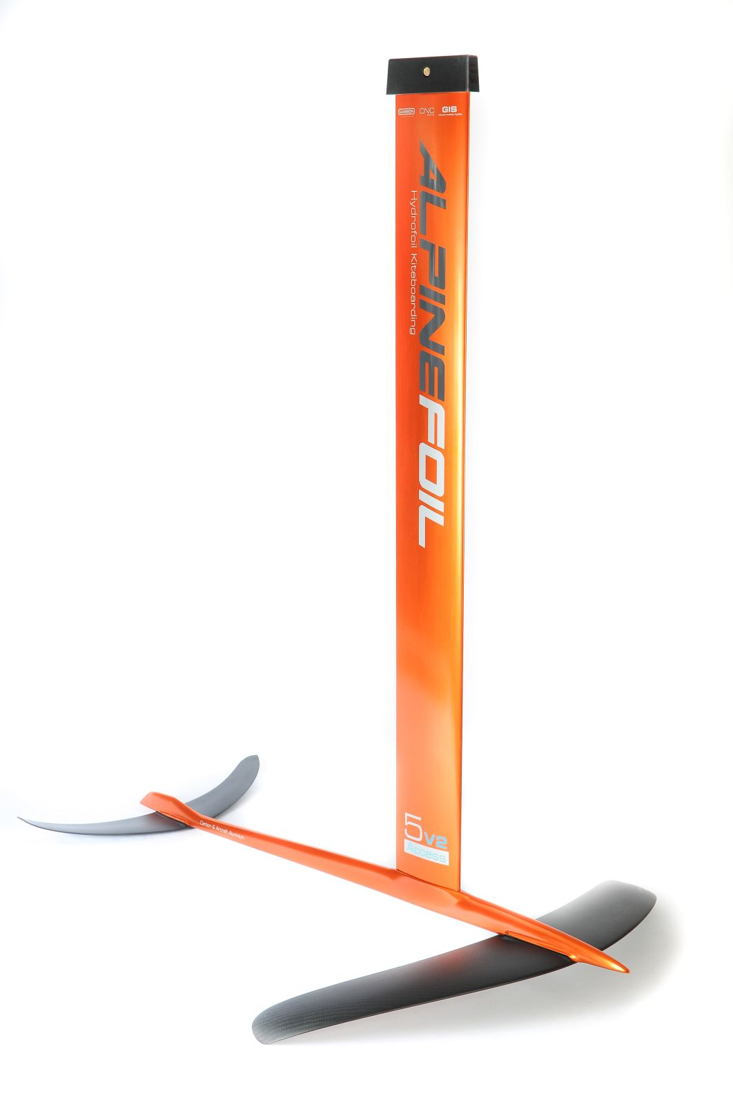 Kitefoil carbon aluminium alpinefoil 5 0 access v2 2752 1