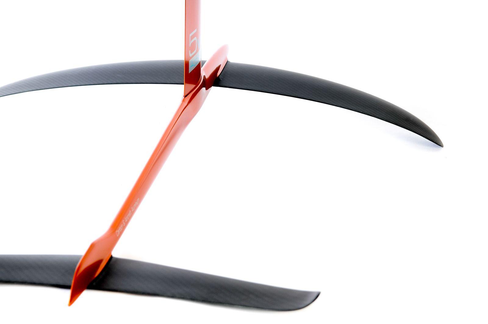 Kitefoil carbon aluminium alpinefoil 5 0 access v2 2771 1