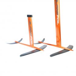 Kitefoil carbon aluminium alpinefoil 5 0 access v2 3351 1