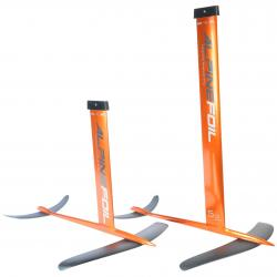 Kitefoil carbon aluminium alpinefoil 5 0 access v2 3351b 1