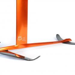 Kitefoil carbon aluminium alpinefoil 5 0 access v2 3378 1