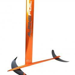 Kitefoil carbon aluminium alpinefoil 5 0 access v2 3381 1