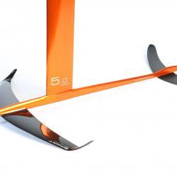 Kitefoil carbon aluminium alpinefoil 5 0 access v2 3383 1