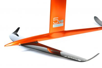 Kitefoil carbon aluminium alpinefoil 5 0 access v2 3486 1
