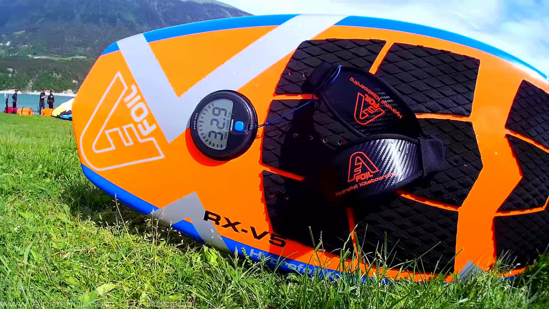 Kitefoil foil board alpinefoil access 5 36