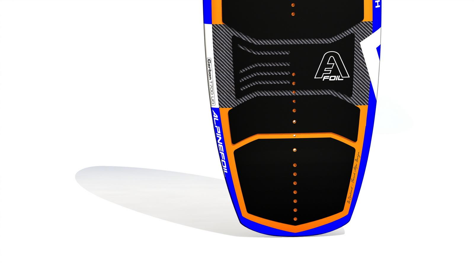 Kitefoil foilboard alpinefoil cx v6s wave 2