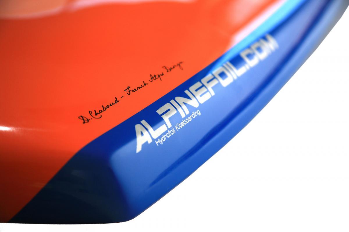 Kitefoil hydrofoil alpinefoil17