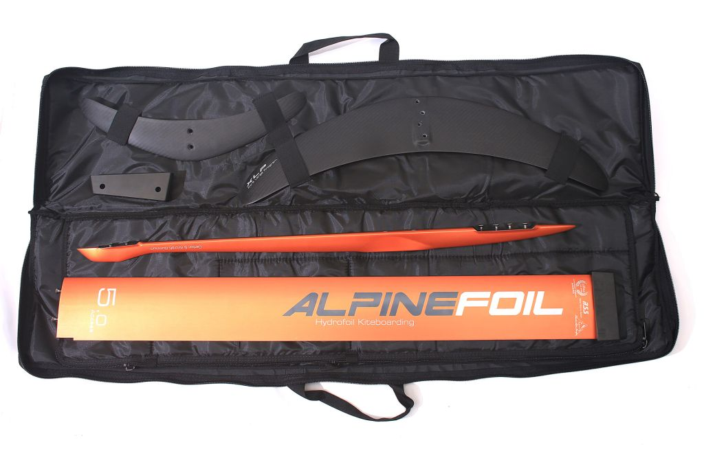 Kitefoil hydrofoil alpinefoil26 1