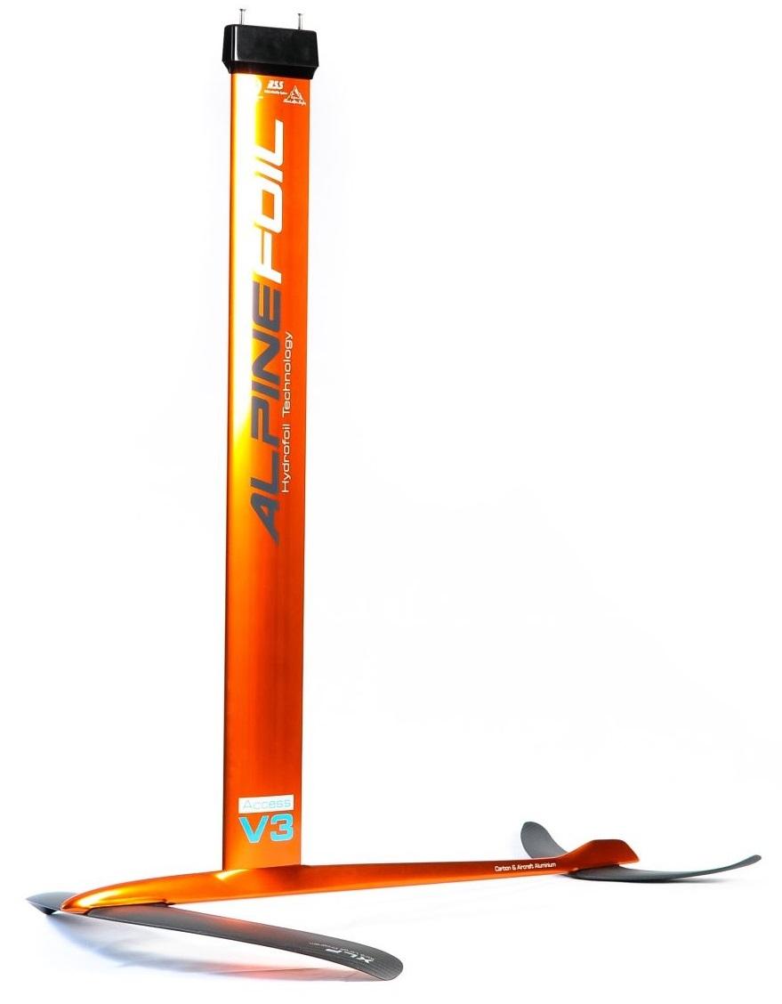 Kitefoil windfoil alpinefoil 7350