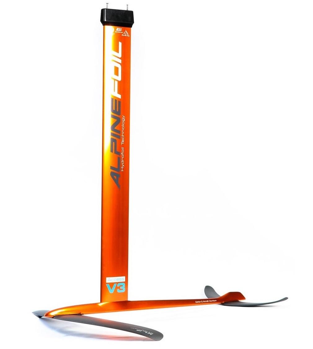 Kitefoil windfoil alpinefoil 7353