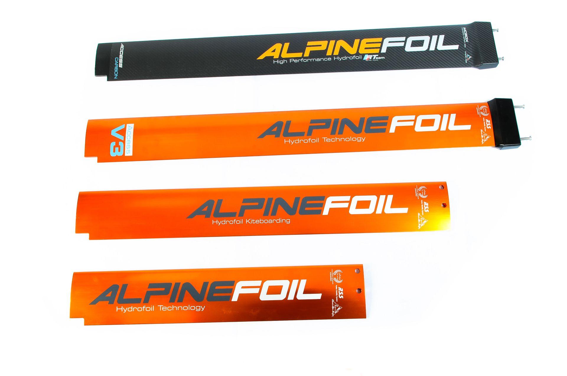 Kitefoil windfoil alpinefoil 7836