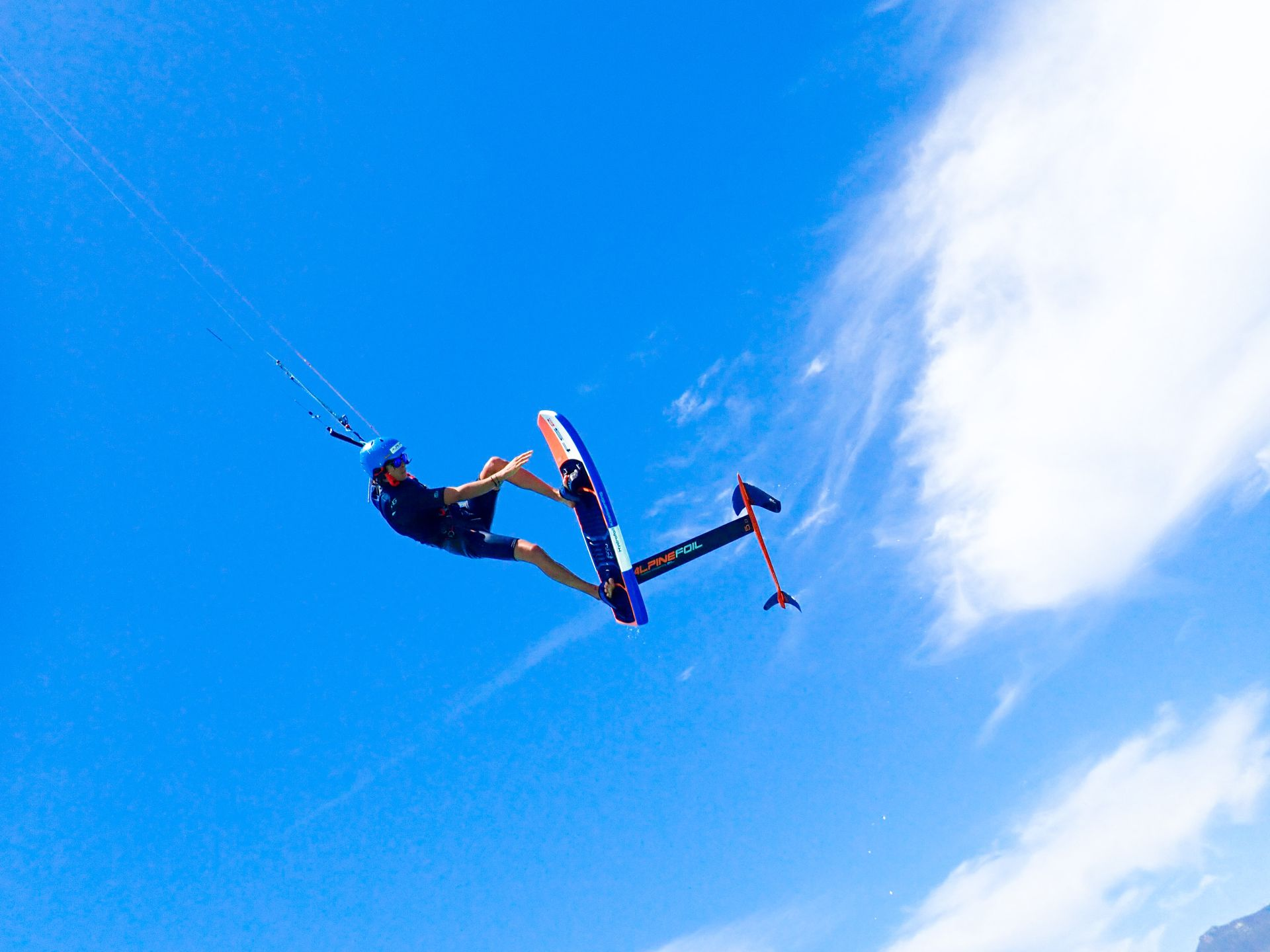 Kitefoil windfoil alpinefoil 8130597