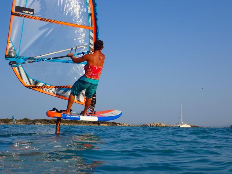Kitefoil windfoil alpinefoil 8172198