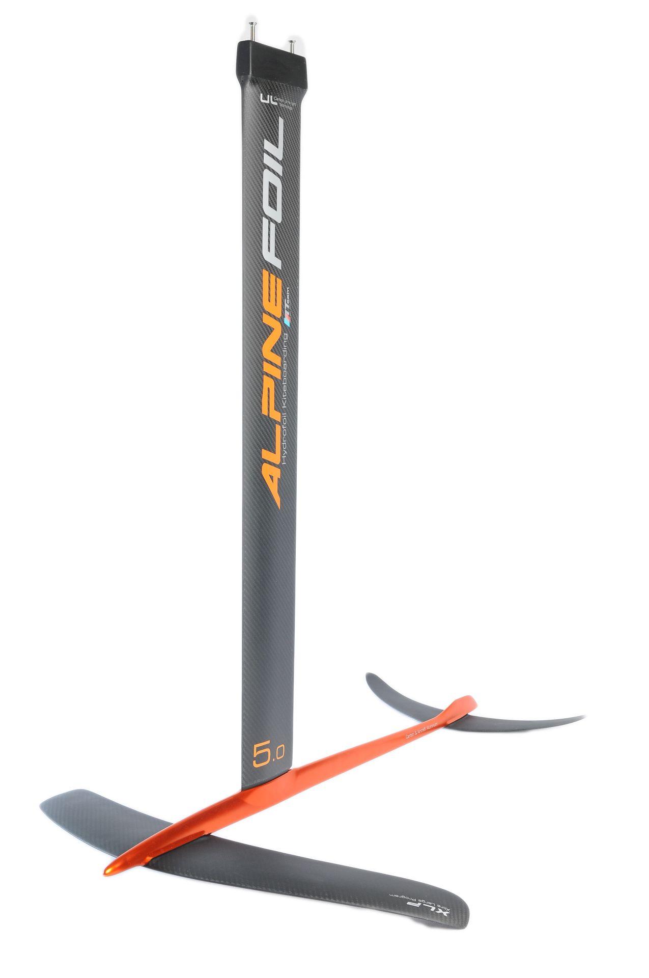 Kitefoil windfoil alpinefoil carbon access 10 3