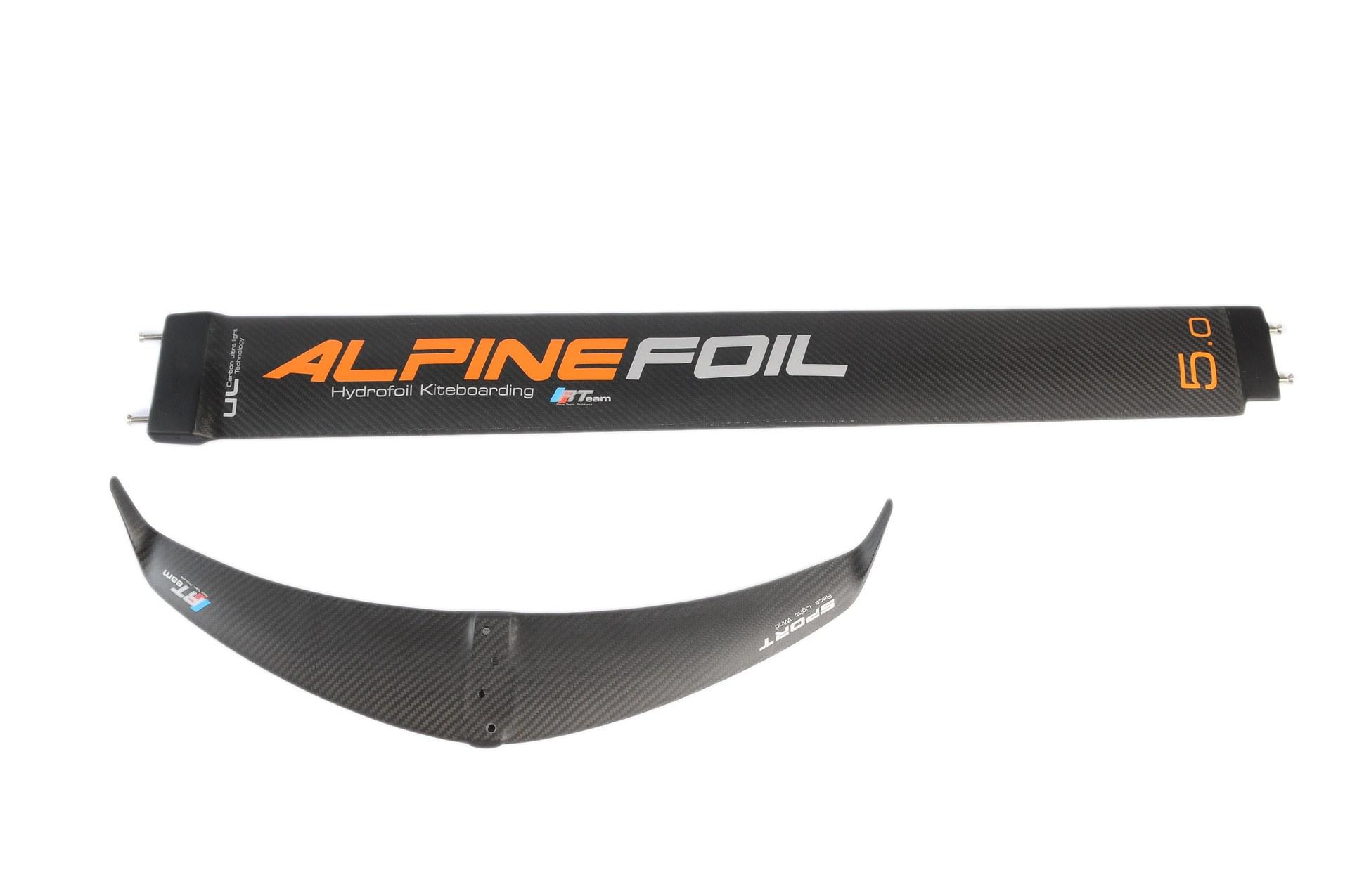 Kitefoil windfoil alpinefoil carbon access evo2 sport 1920
