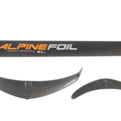 Kitefoil windfoil alpinefoil carbon mast sport stab 1