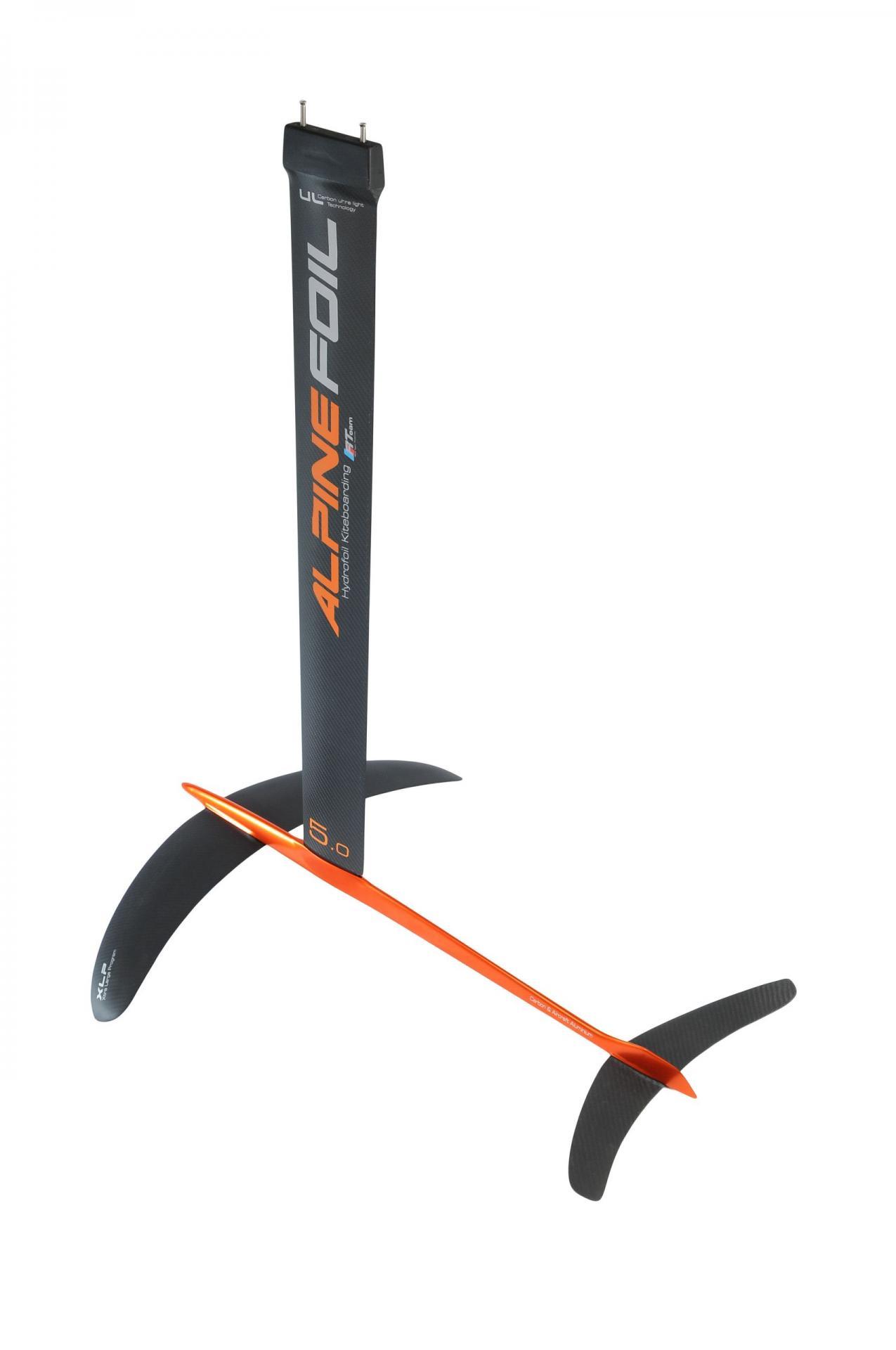 Kitefoil windfoil carbon alpinefoil 5 0 access v2 xlp 2 1