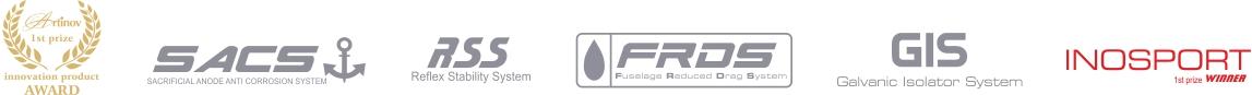 Logos technologies 1150px windfoil alu 1