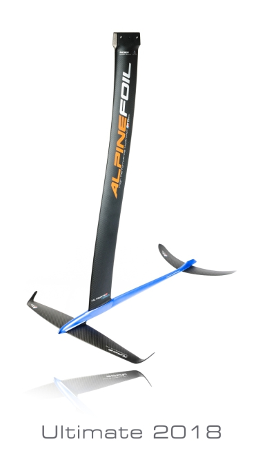 Ultimate 2018 kitefoil alpinefoil 3 1