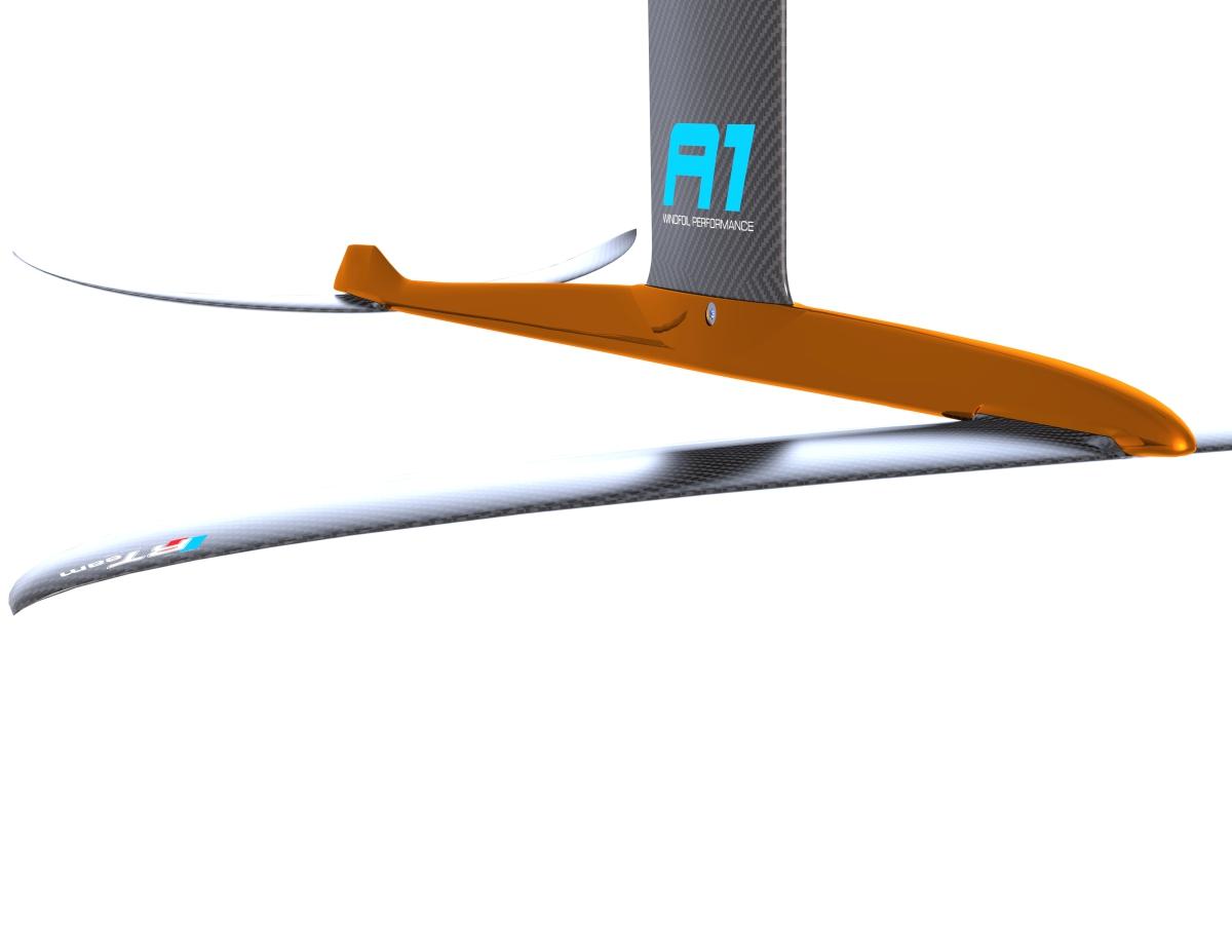 Windfoil alpinefoil a1 carbon 4