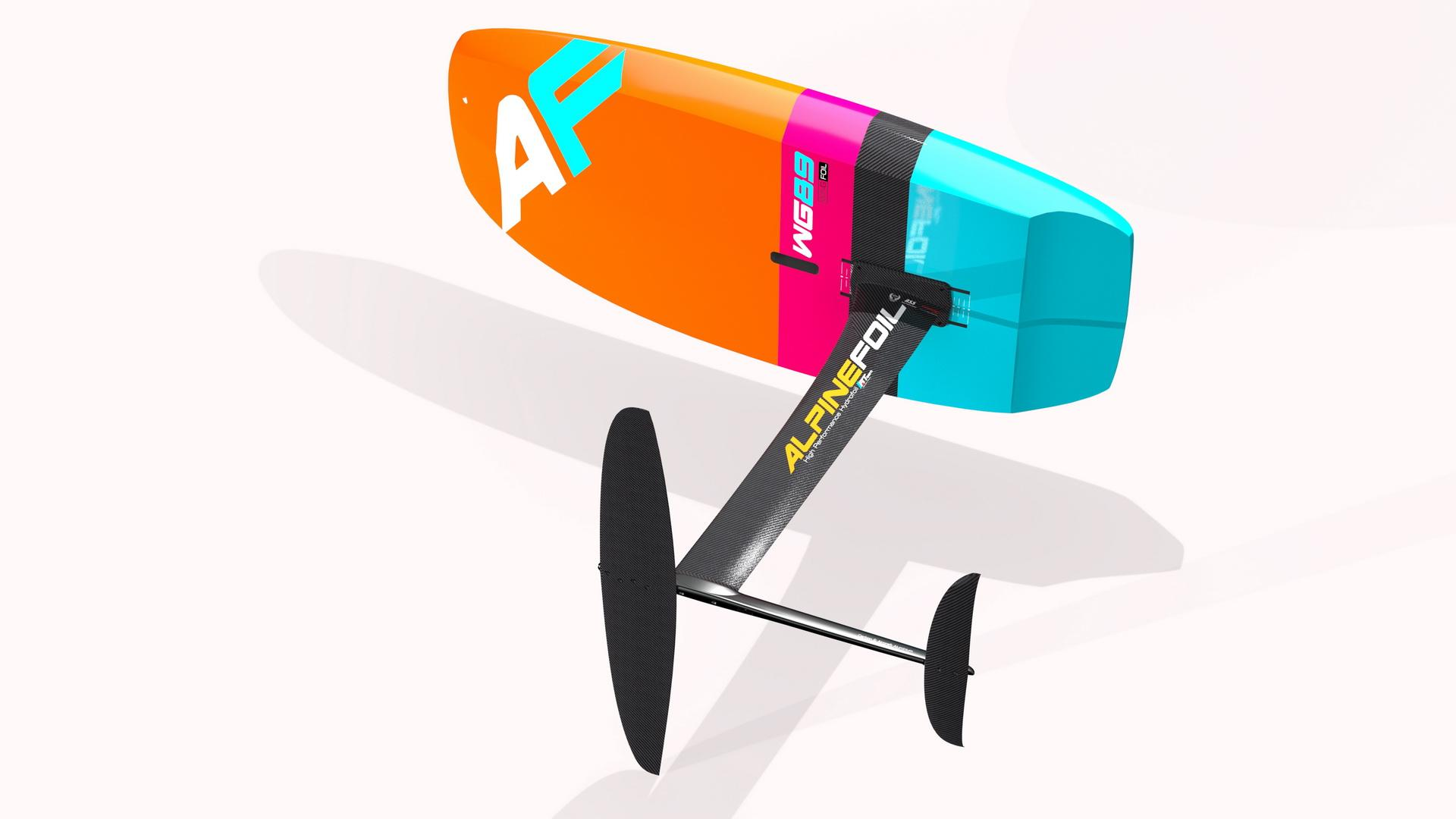 1920 wingfoil board alpinefoil 17
