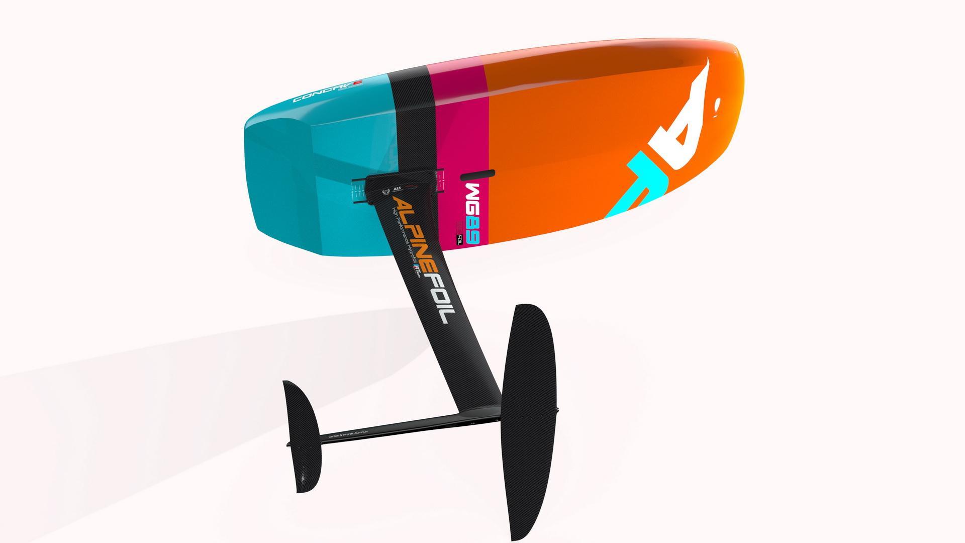 1920 wingfoil board alpinefoil 19