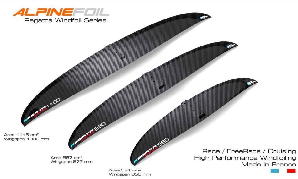 Alpinefoil regatta series2