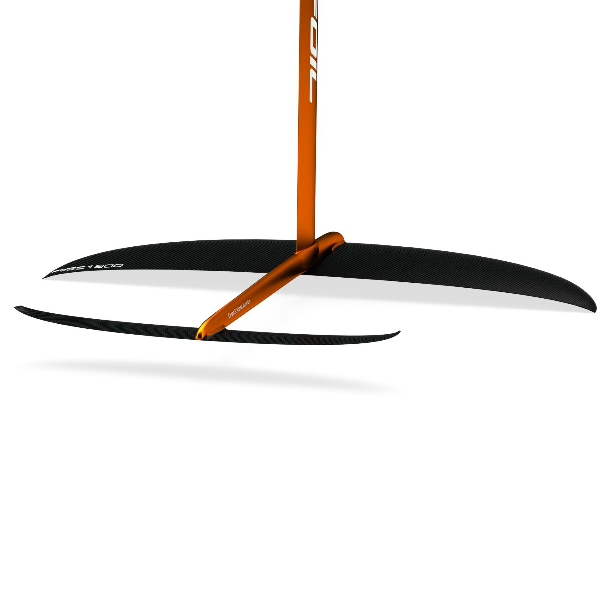 Alpinefoil winfoil supfoil surfoil hawk alu carbon 11